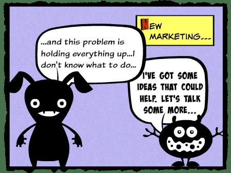 how online marketing works