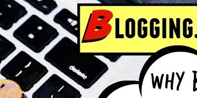 Blogging: Not Something You Should Bother With