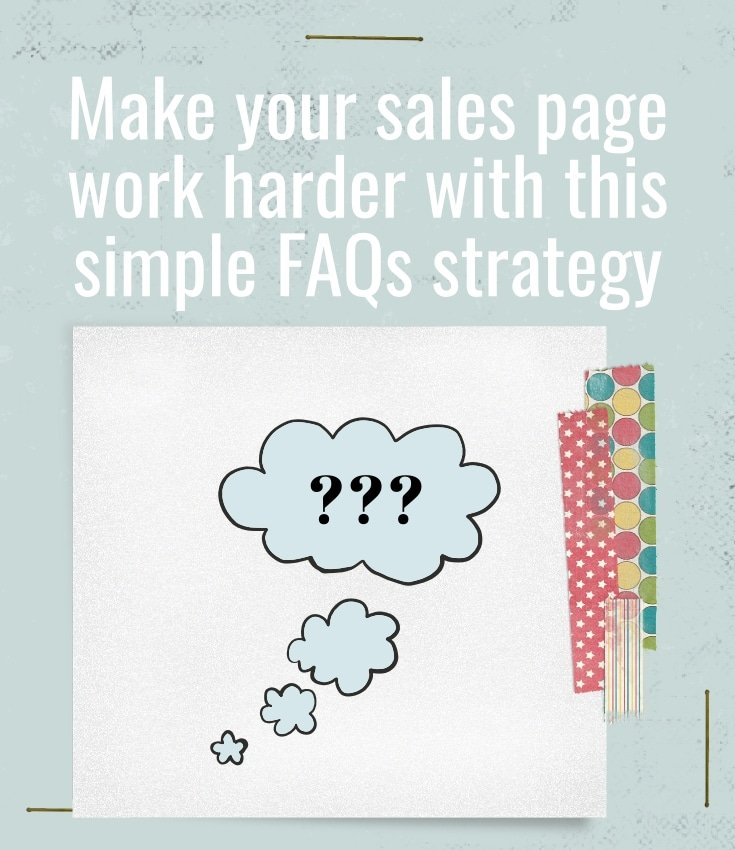 Sales Page Example FAQs