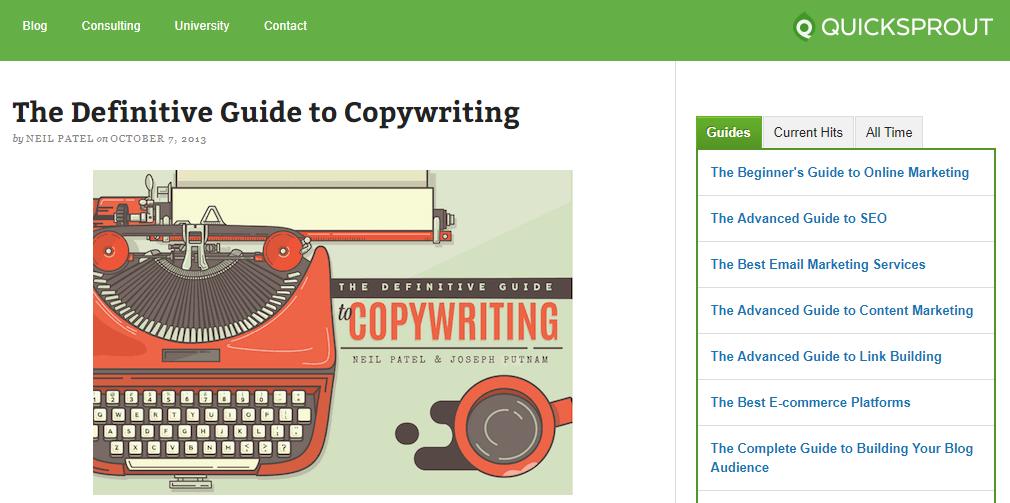 free copywriting courses