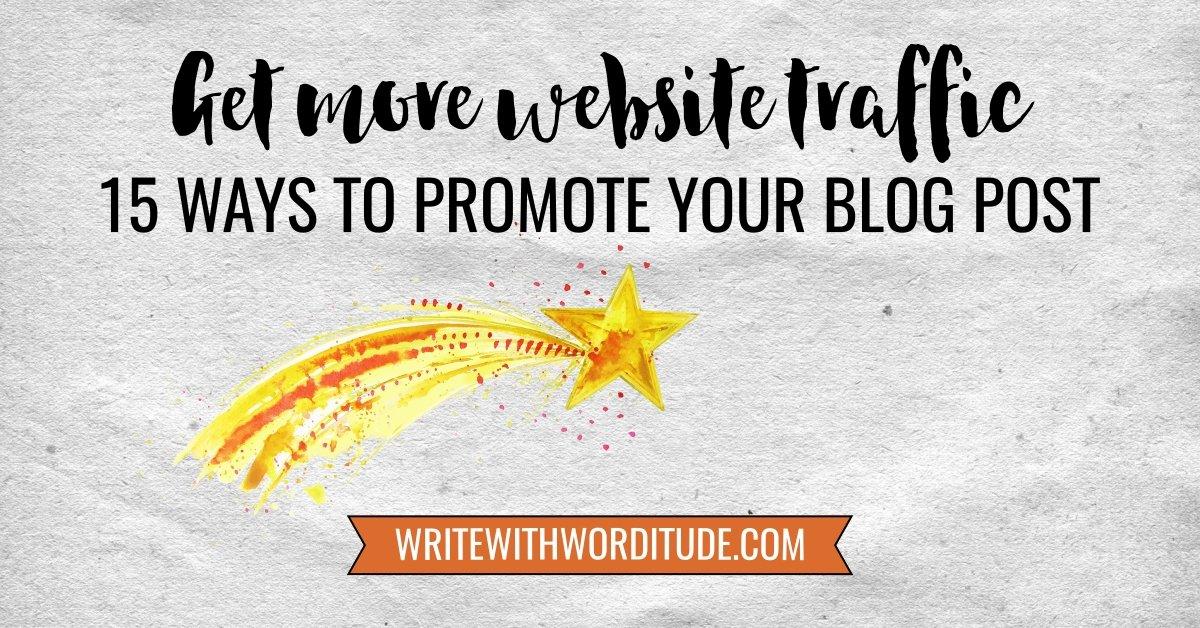 Get More Website Visitors