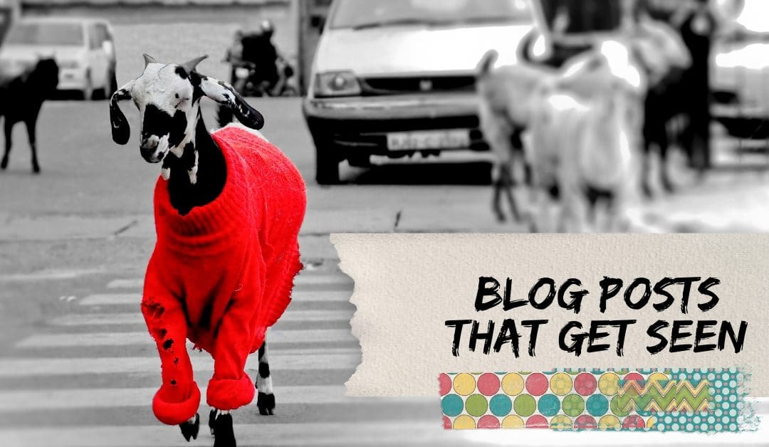 How To Promote A New Blog Post (works for old posts too)