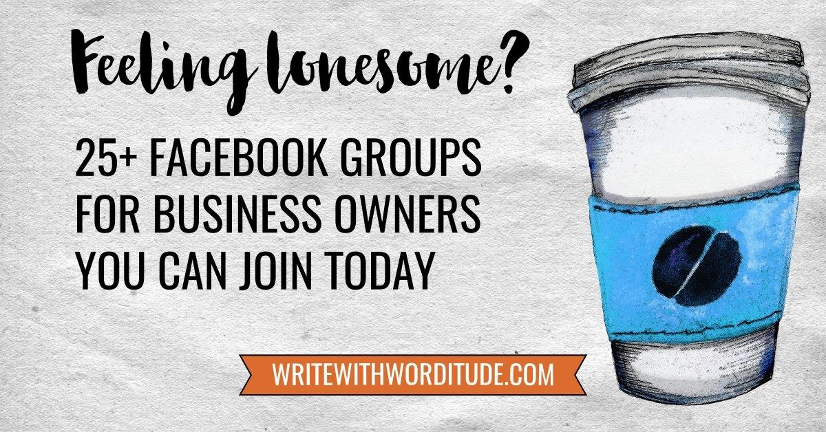 Business Facebook Groups For Entrepreneurs