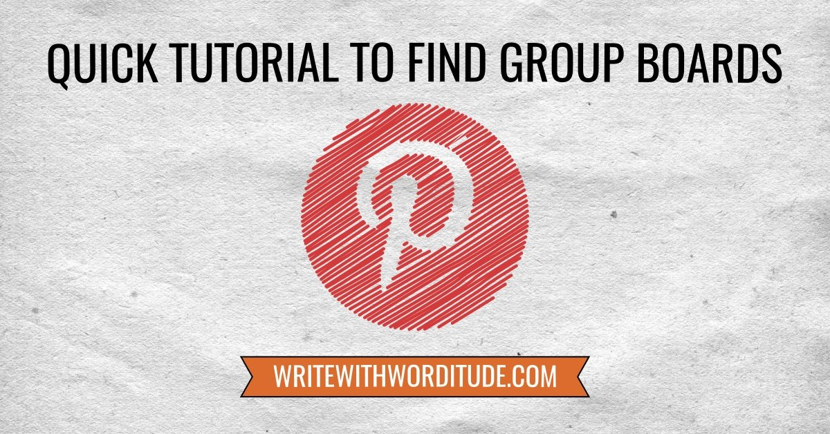 Find Pinterest group boards business