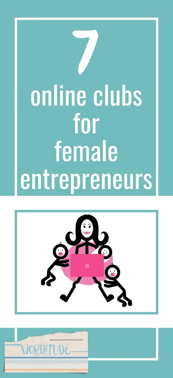 online clubs for female entrepreneurs