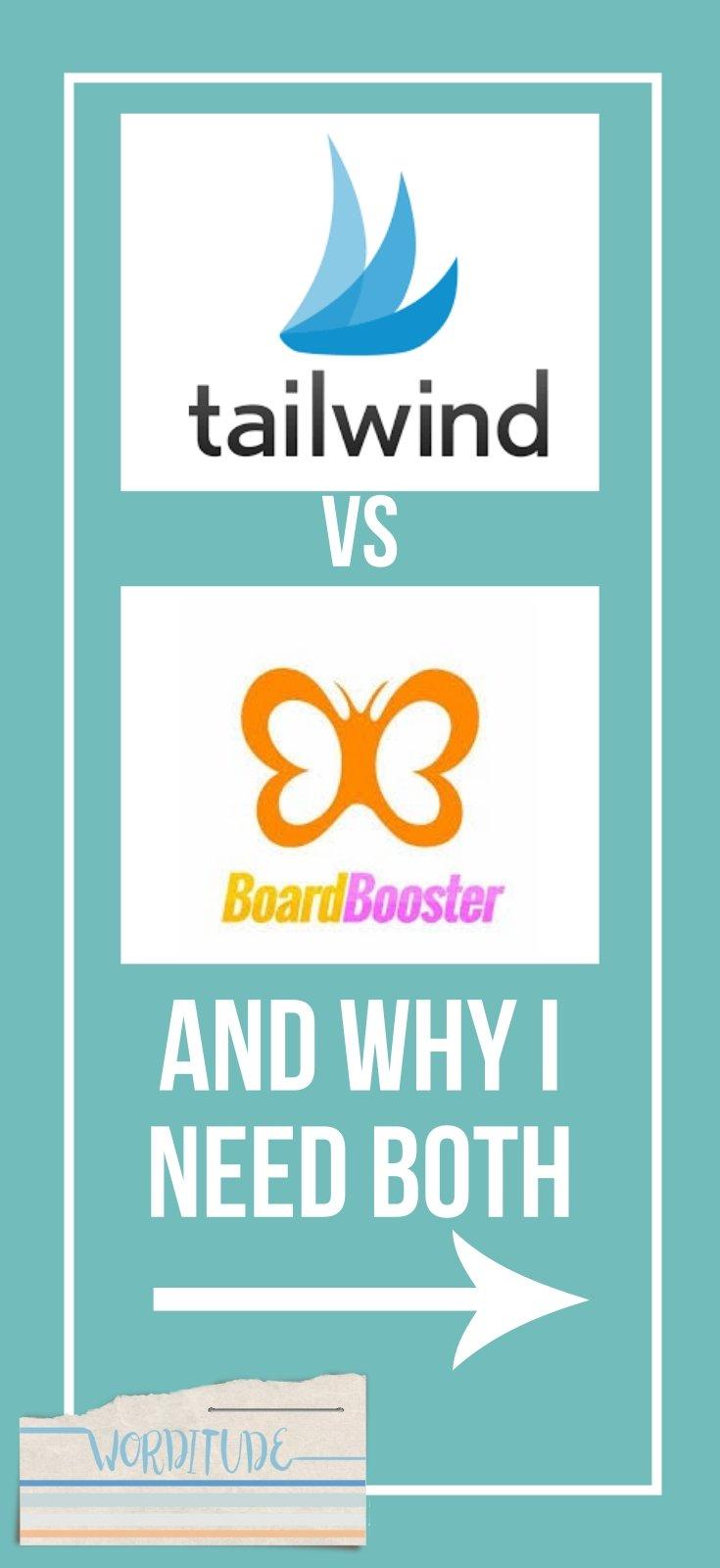 Tailwind vs Board Booster