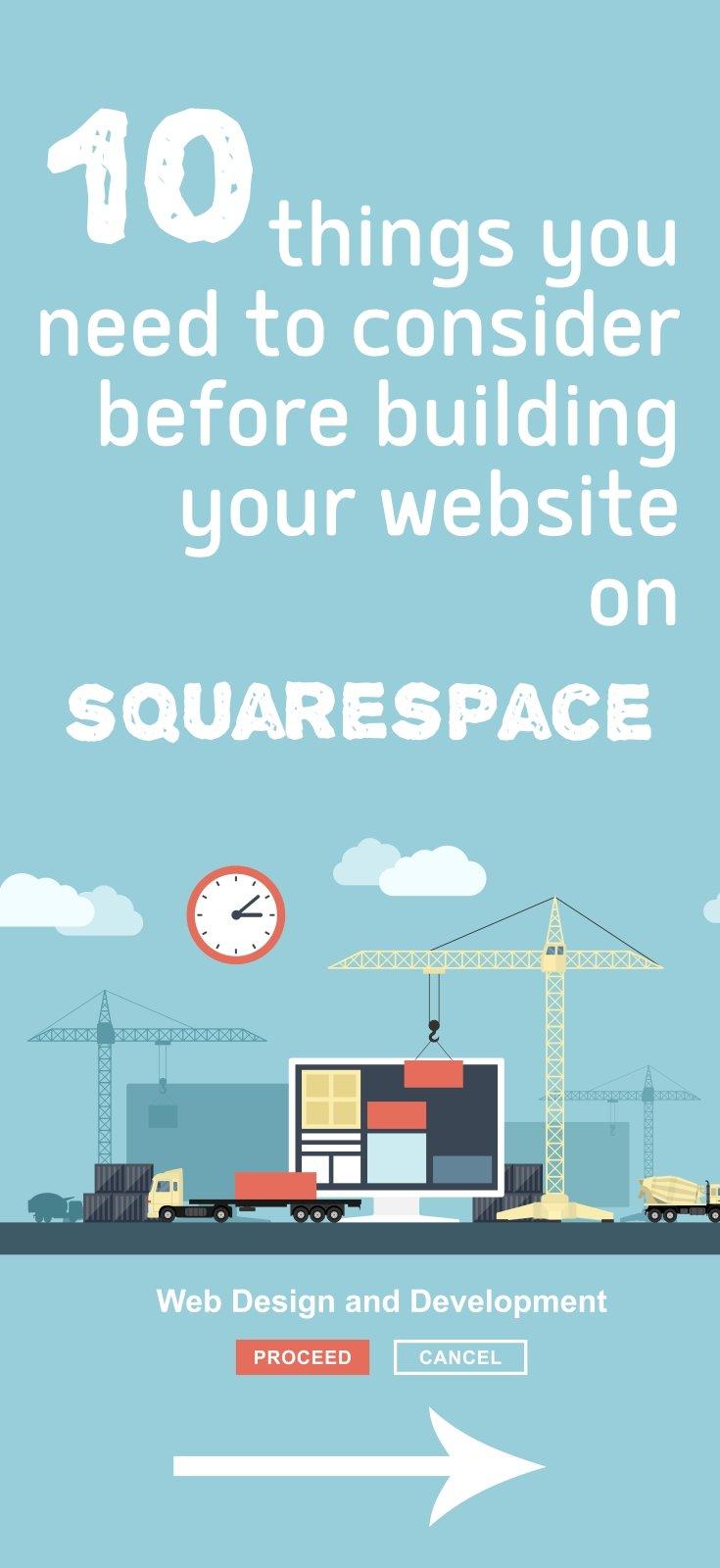Best Squarespace Alternatives