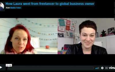 Interview With Nadia Finer | Scaling To A One-To-Many Business Model