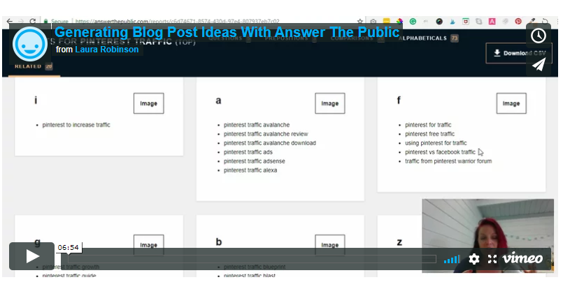 Get Blog Post Ideas For Your Small Business   Use This Free Tool