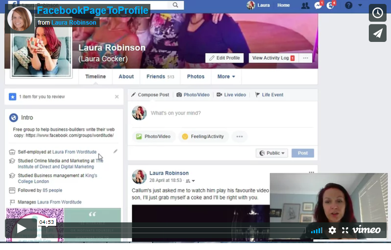 Simple Guide To Link Your Facebook Business Page To Personal Facebook Profile