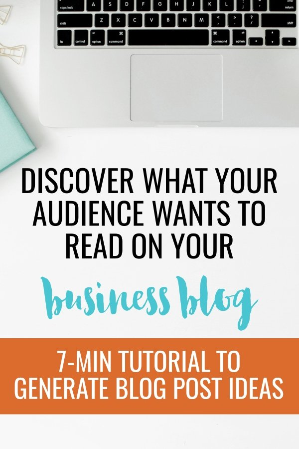Small Business Blogging Topic Ideas