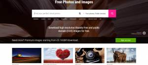 free website images