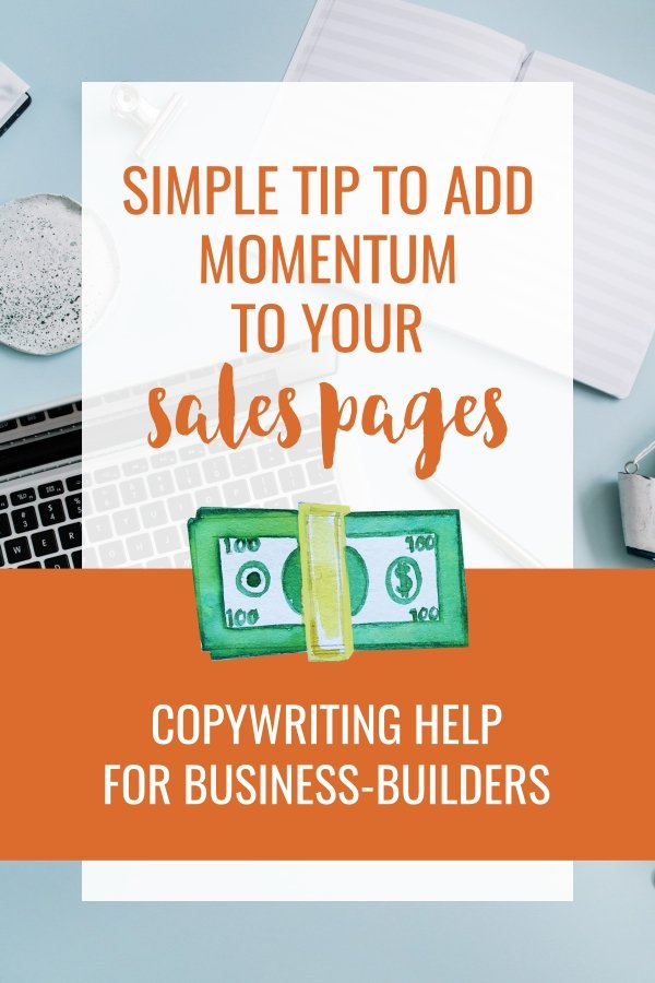 Sales Page Copywriting Tips For Entrepreneurs