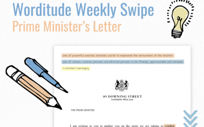 Weekly Swipe – Prime Minister's Letter