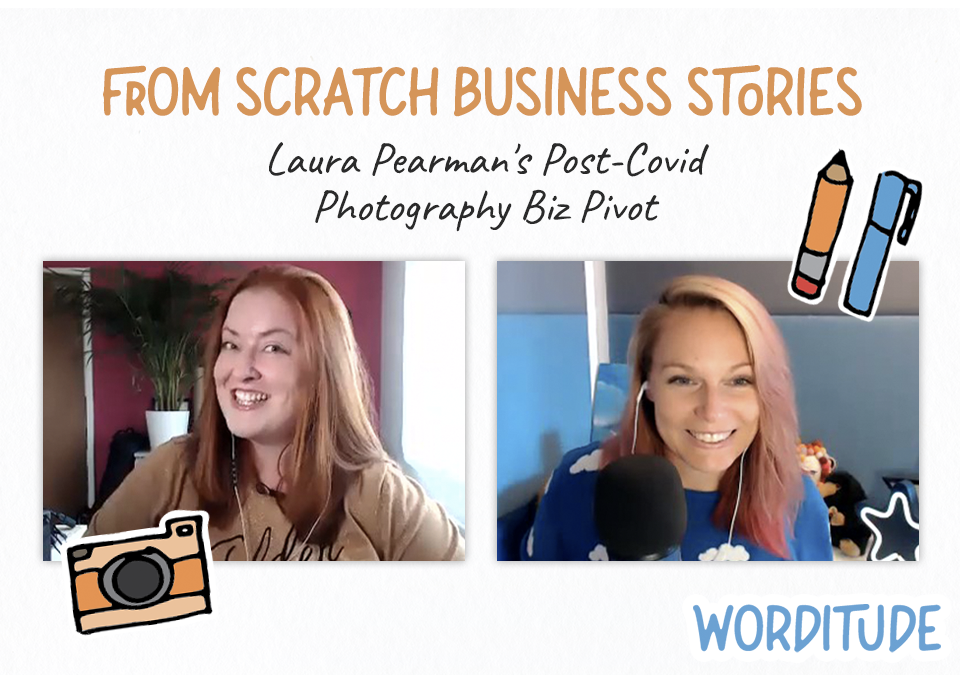 From Scratch Business Stories: Laura Pearman's Covid Business Pivot