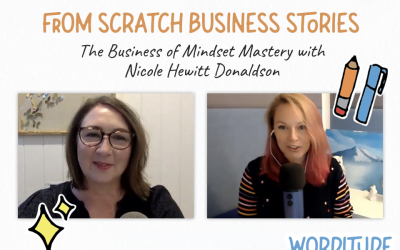 From Scratch Business Stories: Staying Stable In Times Of Chaos, with Nicole Hewitt Donaldson